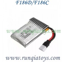 DFD F186C F186D Quadcopter battery