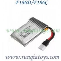 DFD F186C F186D Quadcopter battery