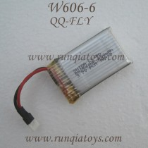 HUAJUN W606-6 QQ-FLY FPV Battery