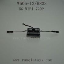 HUAJUN W606-12 H833 Parts-720P Camera