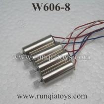 HUAJUN W606-8 Quadcopter Motor