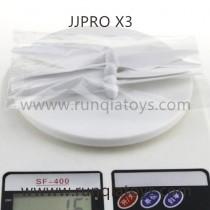 JJRC JJRPO X3 Propellers