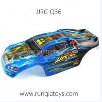 JJRC Q35 Parts-Car Shell