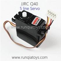 JJRC Q40 car Servo