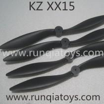 KZ XX15 drone blades