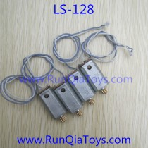 lian sheng ls-128 sky hunter quadcopter motor set
