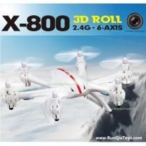 MJX R/C X800 quad-copter