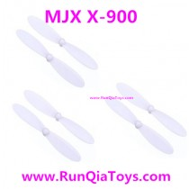 mjx x900 quad-copter main blades