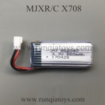 MJX X708 Quadcopter Lipo Battery