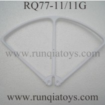 RUNQIA Toys RQ77-11 Propellers Guards