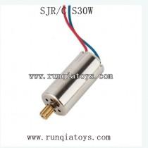 SJR/C S30W Drone motor Red wire