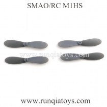 SMAO RC M1HS drone Blades Gray