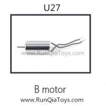 udirc U27 quadcopter motor B