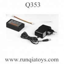 Wltoys Q353 Quadcopter EU Charger box