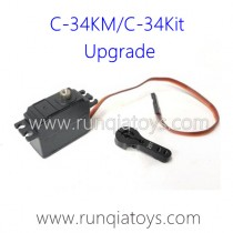 WPL C-34KM RC Car Upgrade Parts Servo