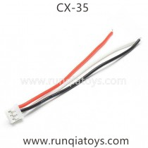 Cxhobby CX-35 Drone Battery wire
