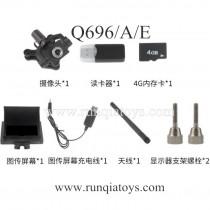 WLToys Q696 Drone HD Camera