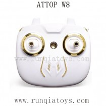 ATTOP W8 1080P GPS Parts-Transmitter