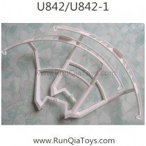 Udi U842 quadcopter protect ring