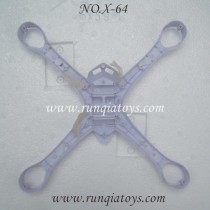 XINXUN NO.X-64 Quadcopter body shell