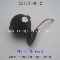 SONG YANG TOYS X34 Parts-WIFI Camera