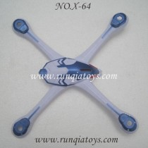 XINXUN NO.X-64 Quadcopter top body shell