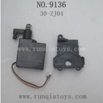 XINLEHONG TOYS 9136 Parts-Servo