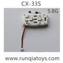Cheerson CX-33 33W Drone FPV camera HD