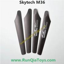skytech m36 helicopter main propeller