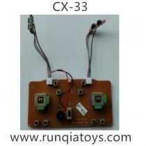 Cheerson CX-33W Drone Transmitter Board
