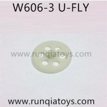 HUAJUN W606-3 u-fly Gear