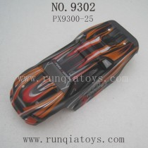 PXToys 9302 Parts Car Body Shell