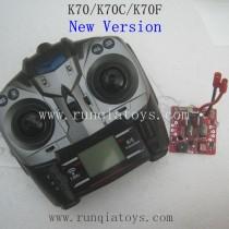 kaideng K70 parts-controller