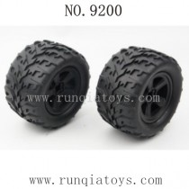 PXToys 9200 Parts-Tire PX9200-29