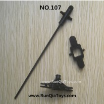 runqia toys R107 spindle and blades holder