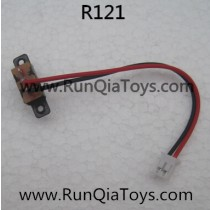 runqia toys r121 helicopter power off
