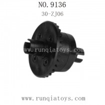 XINLEHONG TOYS 9136 Parts-Differential