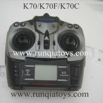 kai deng K70 SKY warrior quadcopter Transmitter