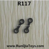 Runqia toys R117 helicopter connect buckle