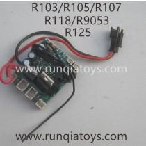 Runqia toys R9053G heli receive board
