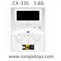 Cheerson CX-33S Drone controller