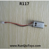 runqia toys R117 Helicopter short motor