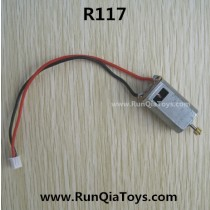 Runqia toys R117 helicopter long wire motor