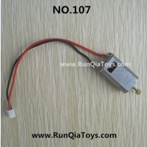 runqia toys r107 helicopter long wire motor