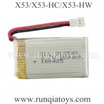 FULAIYING X53 drone 3.7V Battery