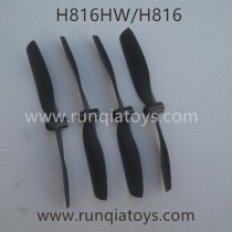 Helicute H816 H816H Drone Propellers