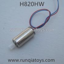 Helicute H820HW Petrel Drone MOTOR blue wire