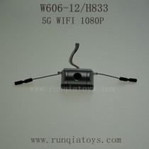 HUAJUN W606-12 H833 Parts-1080P Camera