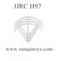 JJR/C H97 drone Blades Guards
