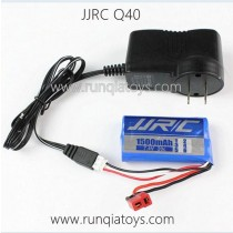 JJRC Q40 car Battery and Charger